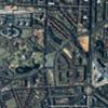 Satellite Image Brussels, Belgium (2002)