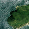 Satellite Picture - Serifos, Greece