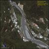 Typhoon Morakot - Destruction - Satellite Image