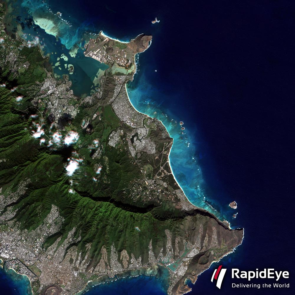 RapidEye Satellite Sensor Satellite Imaging Corp - Satellite images of