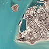 Dove Satellite Map Key West Florida