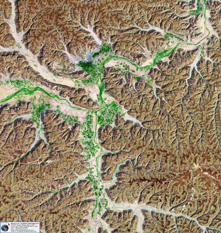 Landsat View