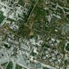 Satellite Image Oil Facility - Siberia, Russia