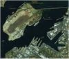 Satellite Image - Pearl Harbor Memorial