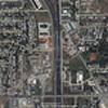 Satellite Image Tornado Damage - Oklahoma City, 2003