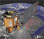 citra satelit EO-1 Sensor Hyperion
