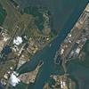 SPOT-6 Satellite Image of Brisbane