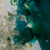 SPOT-6 Satellite Image of Doha, Qatar