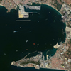 SPOT-6 Satellite Image of Gibraltar
