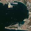 SPOT-6 Satellite Map of Gibraltar