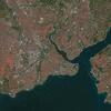 SPOT-6 Satellite Image of Istanbul, Turkey