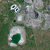 SPOT-6 Satellite Image of Phalaborwa Mine