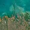 SPOT-6 Satellite Image of Semarang, Indonesia