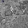 Satellite Image - Addis Ababa, Ethiopia