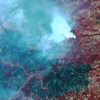 WorldView-2 Satellite Image of Forest Fires in Boulder