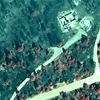 WorldView-2 Satellite Image of Left Fork Rd. Fires, Boulder