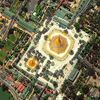 WorldView-2 Satellite Image of Rangoon, Burma