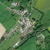 WorldView-2 Satellite Image of LeFaux, France