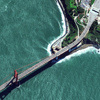 WorldView-2 Satellite Image of the Golden Gate Bridge