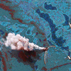 WorldView-2 Satellite Image of Oil Spill in the Gulf of Mexico