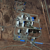 WorldView-2 Satellite Image of Iranian Missile Facility