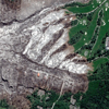 WorldView-2 Satellite Image of the Mount Merapi Area, Post-Eruption