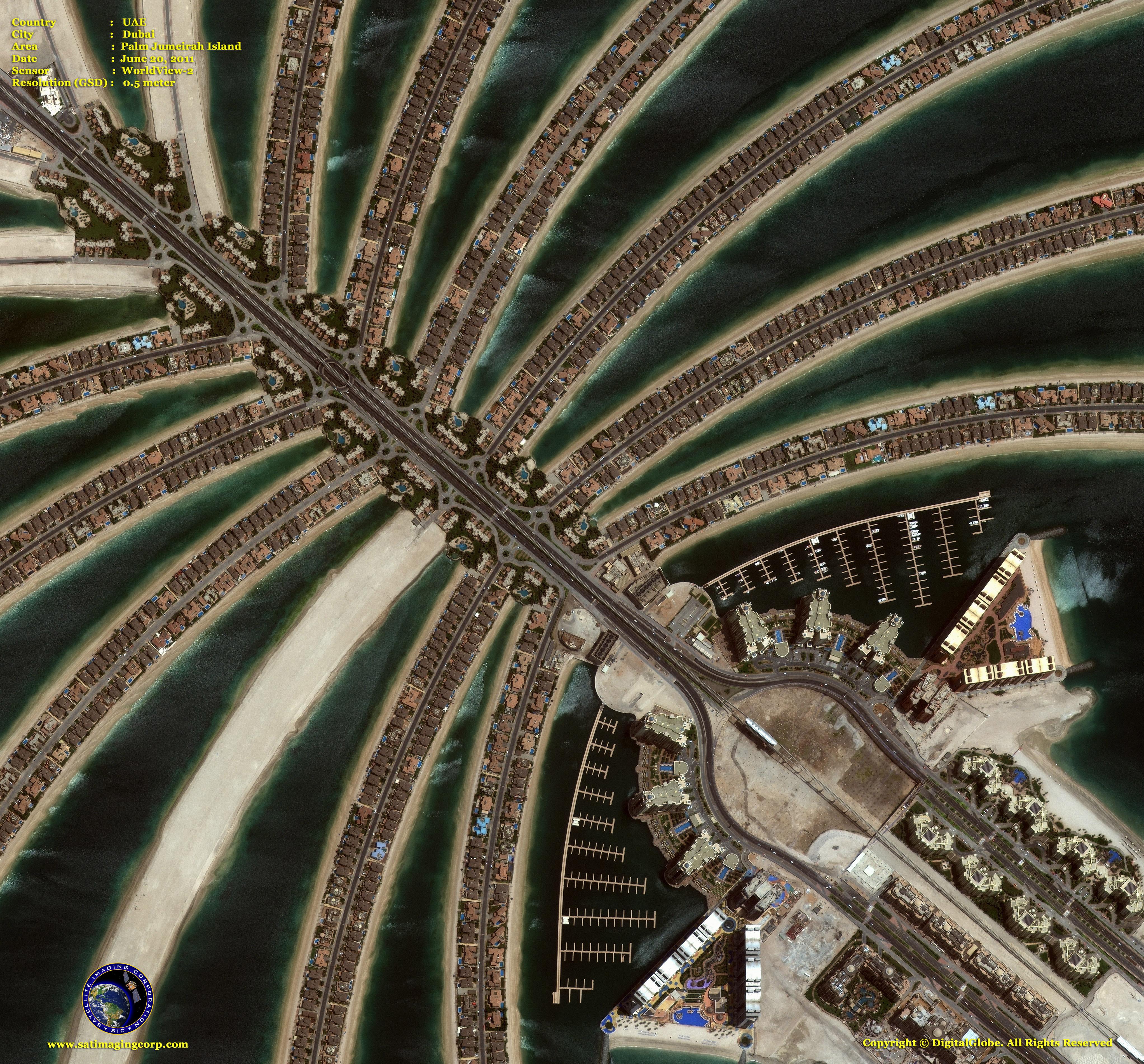 WorldView Satellite Sensor Satellite Imaging Corp - Worldview 2 satellite