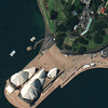 WorldView-2 Satellite Image of the Sydney Opera House