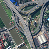 WorldView-2 Satellite Image of Bangkok, Thailand